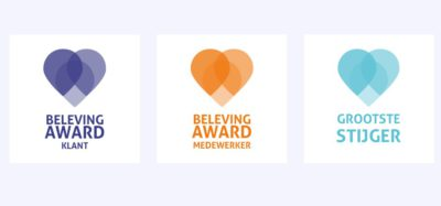 Save the date: Beleving Awards op 16 mei 2017