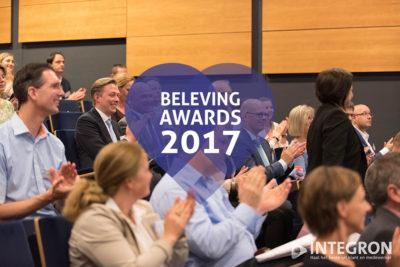 De Beleving Awards 2017 aftermovie, foto's en interviews.