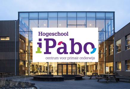 Teams aan zet bij Hogeschool iPabo
