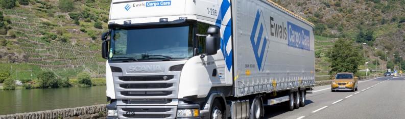 Ewals Cargo Care focust op duurzame inzetbaarheid