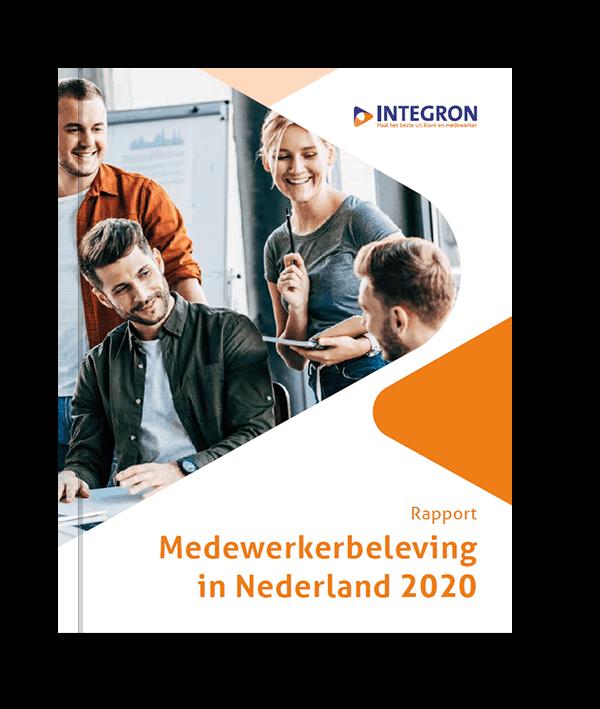 Medewerkerbeleving in Nederland 2020