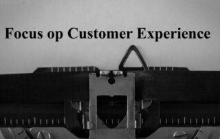 Focus op klantgerichtheid en customer experience