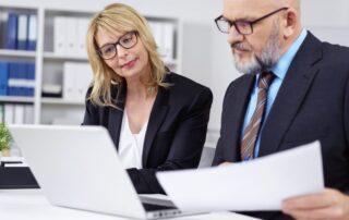 Accountancy - Binding met werkgever ontbreekt
