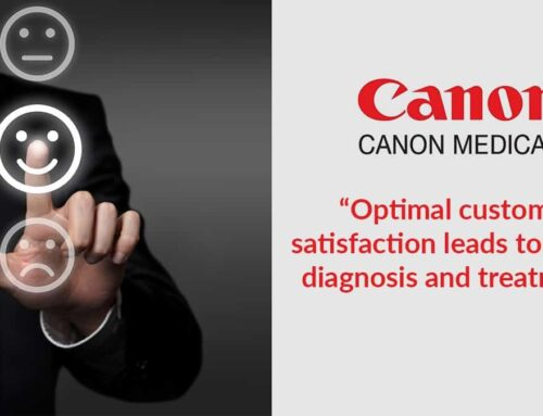 Optimal customer satisfaction leads to better diagnosis and treatment