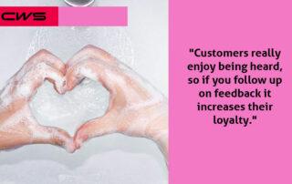 CWS-Customer-Feedback-Program