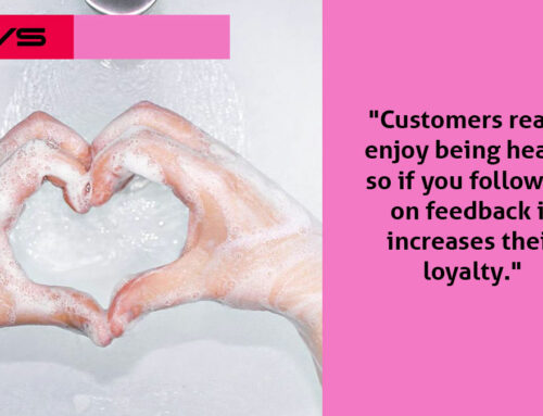 International customer feedback program is essential in pursuing the ambition of CWS
